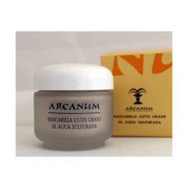 Arcanum, mascarilla cutis graso al agua sulfurada 50 ml. Averroes