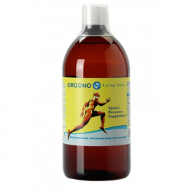 Orgono Sports Recovery Supplement 1000 ml Siliplant