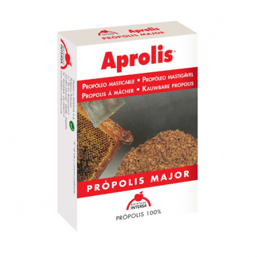 Aprolis Própolis Major masticable de Intersa