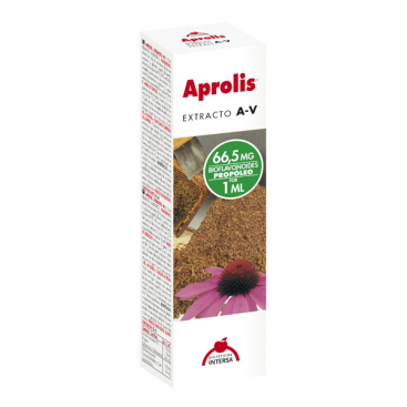 Aprolis A-V Extracto 30 ml de Intersa
