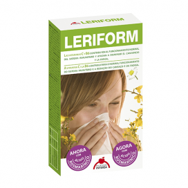 Leriform 60 caps. alergias Intersa