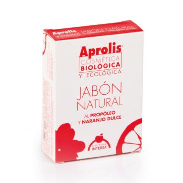 Jabón natural al Propóleo 100 grs Intersa