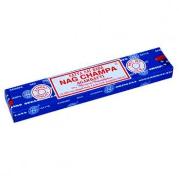 Incienso Nag Champa en varillas 15 grs. Satya