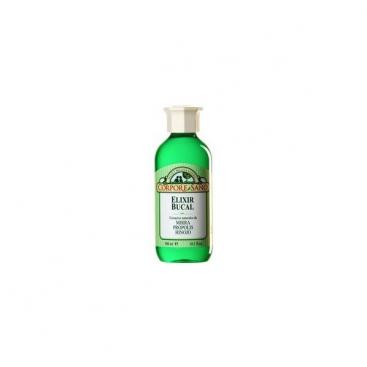 Elixir bucal mirra, hinojo y propolis, 30 ml. Corpore Sano