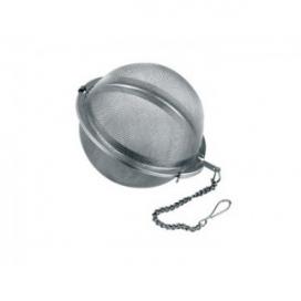 Filtro bola para té con cadena