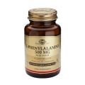 L-fenilalanina 500mg. 50 cápsulas, Solgar