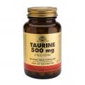 Taurina 500 mg. 50 cápsulas, Solgar