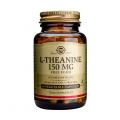 L-teanina 150 mg. 60 cápsulas, Solgar