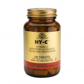 Hy-C Vitamina C 500 mg. 100 comprimidos, Solgar
