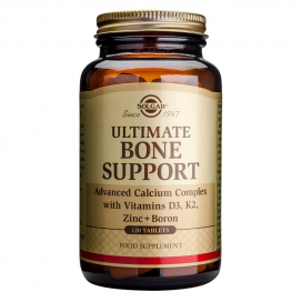 Ultimate bone support. 120 comprimidos, Solgar