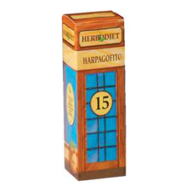 Herbodiet extracto harpagofito 50 ml. Novadiet
