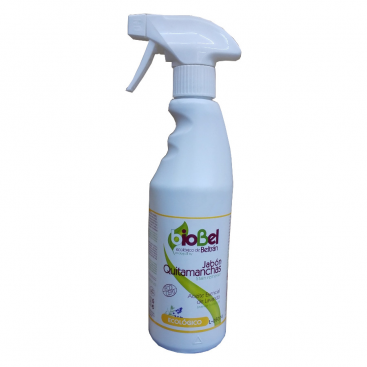Jabón quitamanchas 500 ml. Biobel
