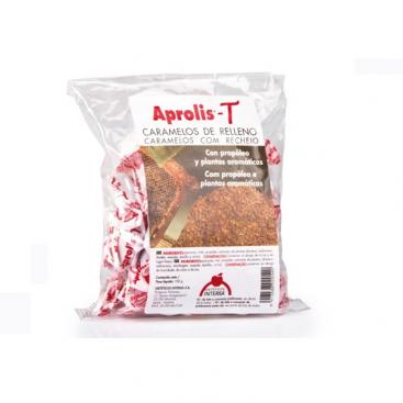 Caramelos Aprolis-T con propóleo 100 grs. Intersa