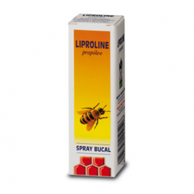 Liproline spray bucal 15 ml. Novadiet