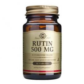 Rutina 500 mg. 100 comprimidos, Solgar