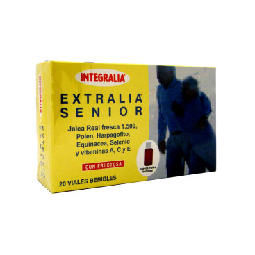Extralia senior 20 ampollas Integralia