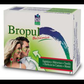 Bropul balsámico 60 comprimidos masticables Novadiet