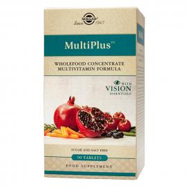 Multiplus visión 90 comprimidos, Solgar