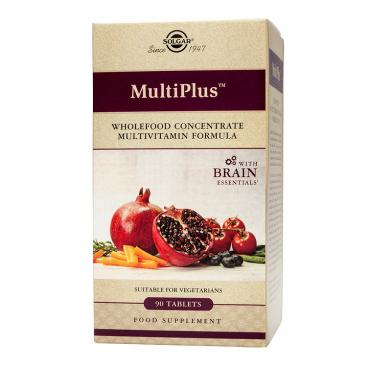 Multiplus Brain 90 comprimidos, Solgar