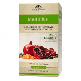 Multiplus energía 90 comprimidos, Solgar