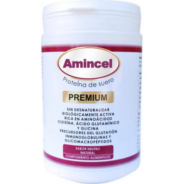 Amincel proteína de suero premium 300 grs. Nale