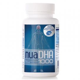 Nua DHA 1000 mg. - Omega 3 - 132 cápsulas