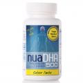 Nua DHA 500 mg. - Omega 3 masticable sabor limón - 60 cápsulas