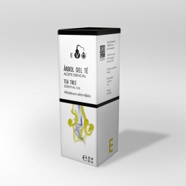 Arbol del Té aceite esencial 10ml. Evo - Terpenics