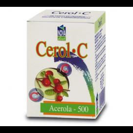 Cerol C 30 comprimidos masticables Novadiet