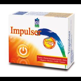 Impulser 60 cápsulas vegetales Novadiet
