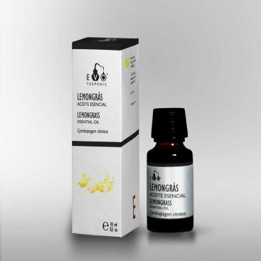 Lemongrass aceite esencial BIO 10ml. Evo - Terpenics