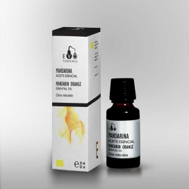Mandarina aceite esencial 10ml. BIO Evo - Terpenics