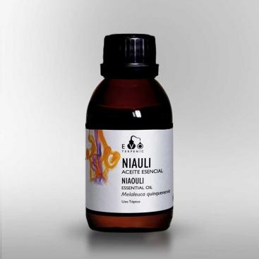Niauli aceite esencial BIO 100 ml. Evo - Terpenic