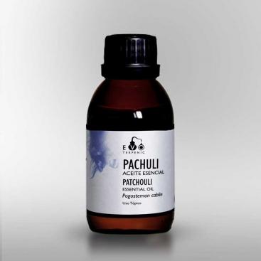Pachuli aceite esencial BIO 100 ml. Evo - Terpenic