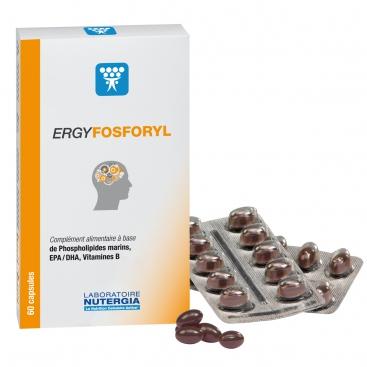 Ergyfosforyl 60 perlas, Nutergia