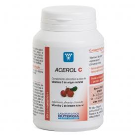 Acerol C 60 comprimidos, Nutergia