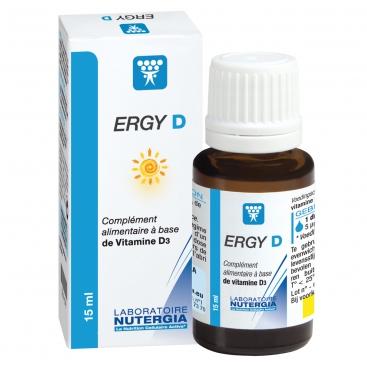 Ergy-D 15ml, Nutergia