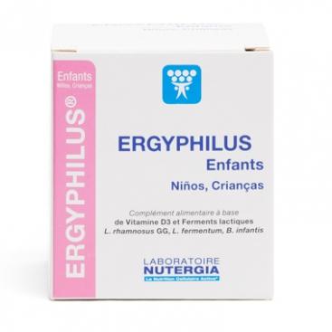 Ergyphilus Niños 14 sobres, Nutergia