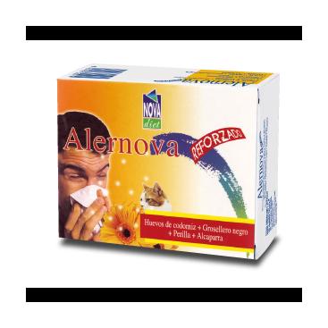 Alernova reforzado 30 cápsulas vegetales Novadiet