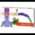 Gotil – 1200 albura de tilo 20 ampollas Novadiet