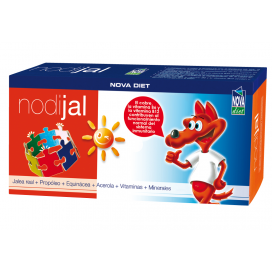 Nodijal jalea infantil 14 viales Novadiet