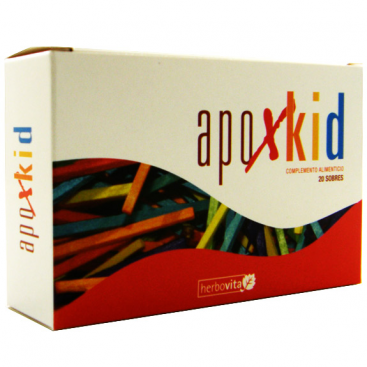 Apoxkid 20 sobres herbovita