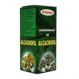 Alcachofa 60 comprimidos 500 mg. Integralia