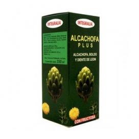 Alcachofa plus jarabe sin azúcar 250 ml. Integralia