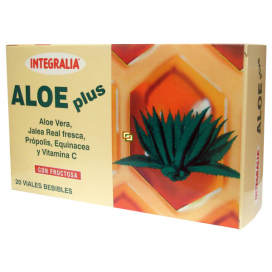 Aloe plus 20 ampollas Integralia