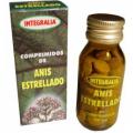 Anís estrellado 60 comprimidos 500 mg. Integralia