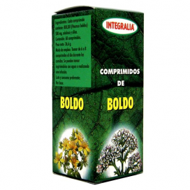 Boldo 60 comprimidos 500 mg. Integralia