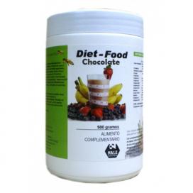 Diet food batido sabor chocolate 500 grs. Nale