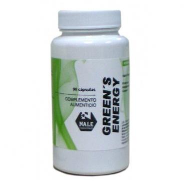 Green energy 90 cápsulas Nale