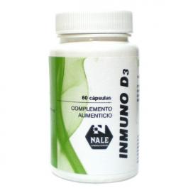 Inmuno D3 60 cápsulas Nale